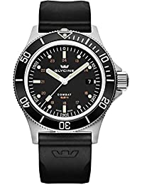 GLYCINE COMBAT SUB relojes hombre 3908.196-N D9