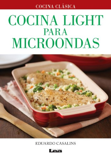 Cocina Light para microondas eBook: Eduardo Casalins: Amazon.es ...