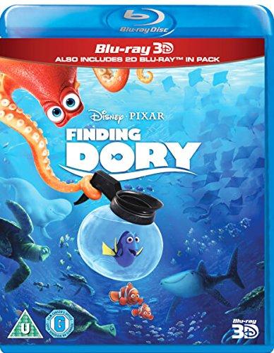 Finding Dory [3D Blu-ray + Blu-ray]