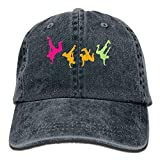 This unisex baseball cap is suitable for men or women, It is so durable that will not lose it shape.this cool baseball cap is also a nice present for your family, friends and lovers.so you don't need to worry about the differences of style between me...