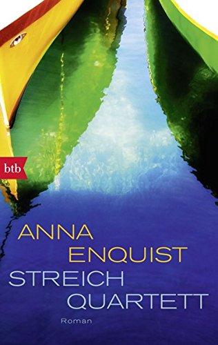 Buchseite und Rezensionen zu 'Streichquartett: Roman' von Anna Enquist