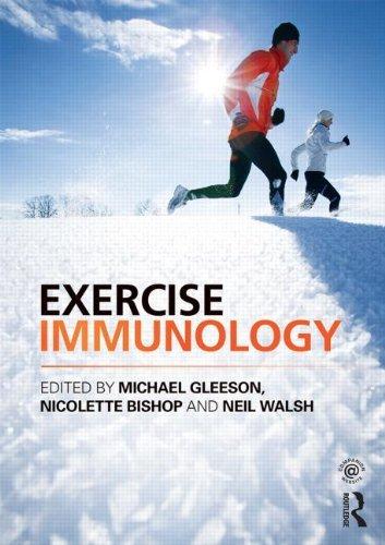 Exercise Immunology by Michael Gleeson (Editor), Nicolette Bishop (Editor), Neil Walsh (Editor) (20-Jun-2013) Paperback