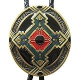 Bolo cruz celta para corbata del oeste