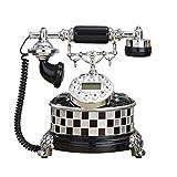 Antike Telefon, europäischen Stil/Creative Fashion Wohnzimmer Büro Festnetz 25 X 25 X 26 Cm Handy
