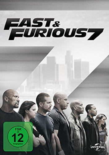 fast and the furious 7 dvd Fast & Furious 7