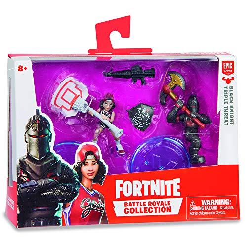 Fortnite Blister Duo - 2 Figuras 7 cm y 1 accesorio escondido (Giochi