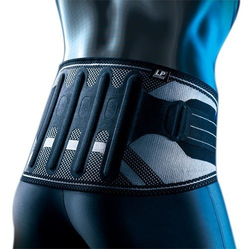LP Support X-TREMUS 161XT - Faja lumbar ajustable