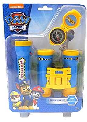Paw Patrol Adventure Set de Joy Toy