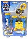 Paw Patrol 1512093 Adventureset, Fernglas, Kompass und Taschenlampe, bunt