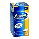NICOTINELL Kaugummi Tropenfrucht 4 mg 96 St Kaugummi