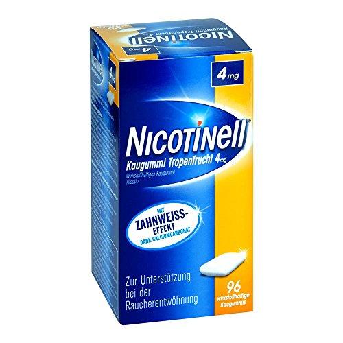 Preisvergleich Produktbild Nicotinell 4mg Tropenfruc 96 stk