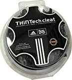 Adidas ThinTech Cleats With Wrench (20 Spikes and Wrench) Black Black