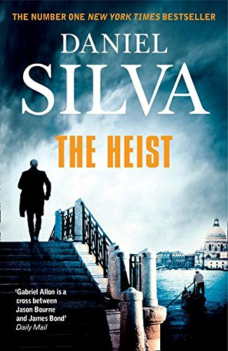 Heist by Daniel Silva