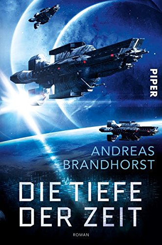 Buchseite und Rezensionen zu 'Die Tiefe der Zeit: Roman' von Andreas Brandhorst