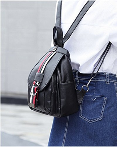LAIDAYE Mode Einbrecher Erwähnen Diagonale Mehrzweck-Tasche 1