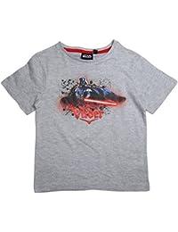 Star Wars T-Shirt Kollektion 2016 Shirt 104 110 116 122 128 134 140 146 Jungen Neu Grau