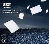 Liszt: Via Crucis - Geistliche Werke - Reinbert de Leeuw