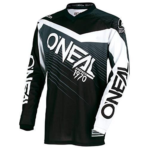 O'Neal Element Racewear FR Youth Kinder Jersey Trikot lang schwarz/grau 2018 Oneal: Größe: M (48/50)