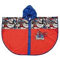 PERLETTI Spiderman Poncho Cape M/L 99682