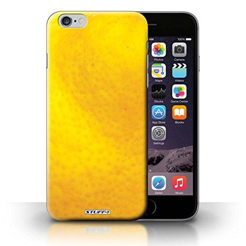 Kobalt® Imprimé Etui / Coque pour iPhone 6+/Plus 5.5 / Orange / Peau conception / Série Fruits Orange / Peau