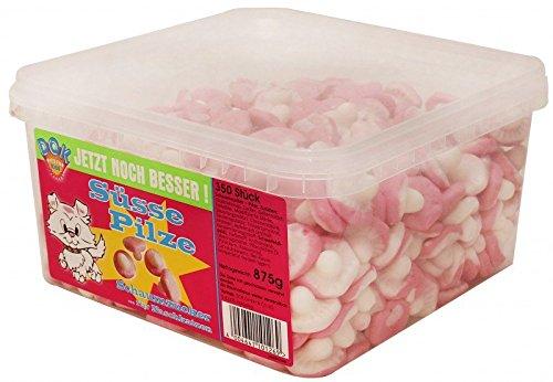 DOK - Süße Pilze - 350St/875g (Halloween Bonbons)