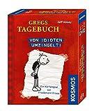 """KOSMOS 741570 - Gioco di carte """"Gregs Tagebuch - Von Idioten umzingelt!"""" [lingua tedesca]"""