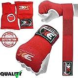 3X Sports Boxbandagen Elastisch Bandage Hand Wraps Handschuhe Kampfsport Innenhandschuhe Boxen UFC
