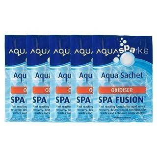 Happy Hot Tubs Aquasparkle Fusion Shock Hot Tub Tubs Spa Lite … (5 x 35g)