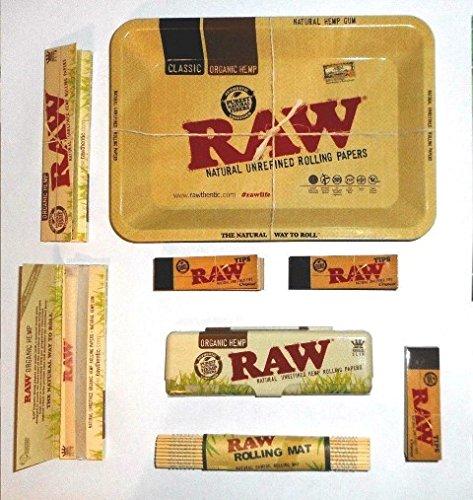 raw-mini-bandeja-lata-organica-papeles-punas-alfombrilla-de-bambu-juego-para-fumar-un-perfecto-regal