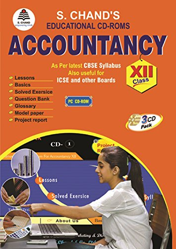 Accountancy CD For 12th Class