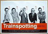 TRAINSPOTTING Poster Format 90 x 64 cm