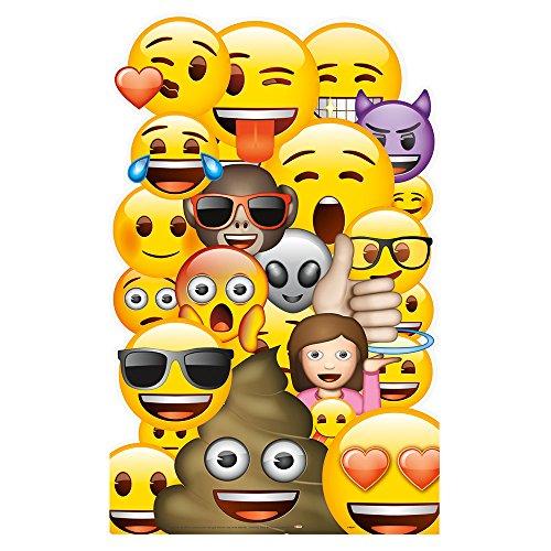 Emoji-Dekoration, Partyzubehör Preisvergleich