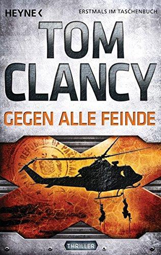Buchseite und Rezensionen zu 'Gegen alle Feinde: Thriller (MAX MOORE, Band 1)' von Tom Clancy