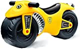 (Y-BLM) deAO® Kids Ride-On Balance Motocycle YELLOW