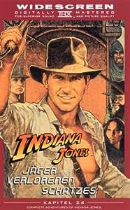 Indiana Jones - Jäger des verlorenen Schatzes (THX/WS