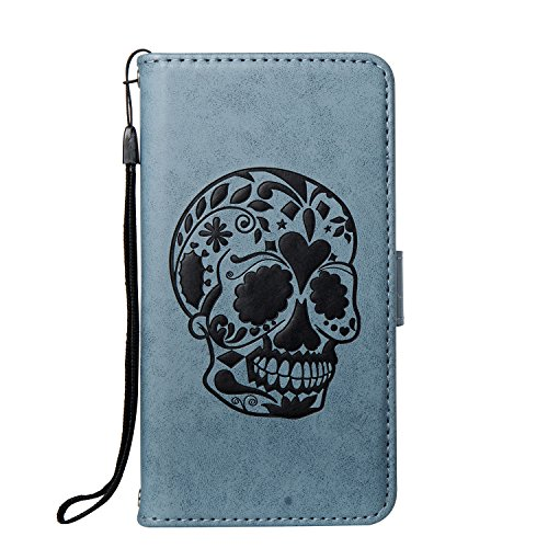 Galaxy-J5-Prime-Custodia-Galaxy-J5-Prime-Cover-JAWSEU-Samsung-Galaxy-J5-Prime-ON52016-Custodia-Cover-Lusso-Liscio-Puro-Pell-Wallet-Pouch-Custodia-per-Samsung-Galaxy-ON52016J5-Prime-Telefono-Custodia-S