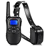 Generic only one collar : 300M Remote Dog Training TPU Collar Rechargeable And