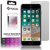 NALIA Privacy Glass compatibile con Apple iPhone 8/7, Anti-Spy Vetro Temperato 9H Pellicola Protettiva Salva-Schermo HD Display Copertura, Tempered Glass Telefono Protezione Phone Screen Protector