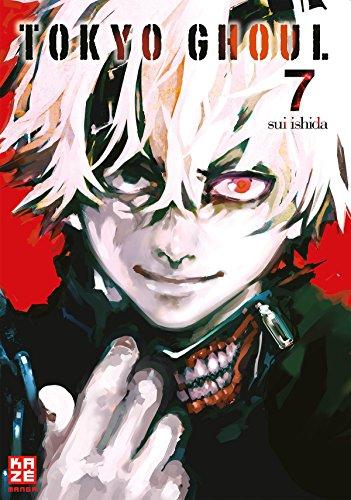 Buchseite und Rezensionen zu 'Tokyo Ghoul - Band 7: Der Tag, an dem ich starb' von Sui Ishida