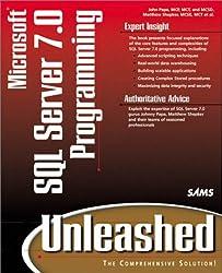 Microsoft SQL Server 7 Programming Unleashed
