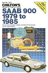 Repair and Tune-up Guide for Saab 900 (Chilton Model Specific Automotive Repair Manuals)