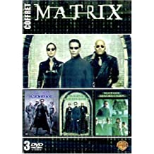 Coffret matrix : matrix ; matrix reloaded ; matrix revolution