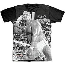 WWE Hulkamania Hulk Hogan Retro adulto camiseta
