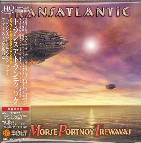 Transatlantic: Smpt:E (Audio CD)
