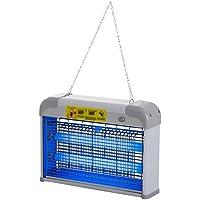 807b95304a41a2 Outsunny Lampe UV Anti-Insectes Anti Moustique Tue Mouche électrique  destructeur d insectes 20