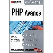 Poche PHP avancé