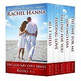The January Cove Series: Books 1-5 (English Edition)