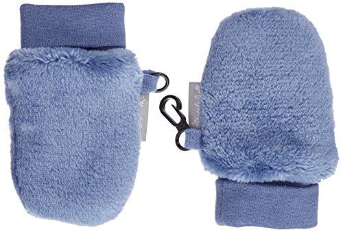 Sterntaler Baby-Jungen Fäustlinge Fäustel, Blau (Nachtblau 366), 0
