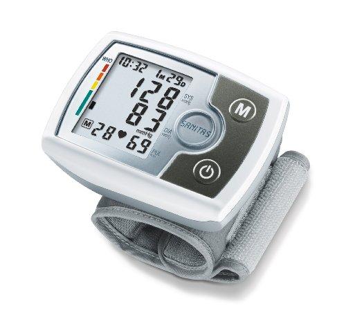 Misuratore di pressione Beurer Sanitas SBM 03 da polso