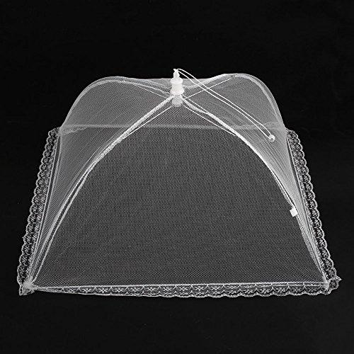 Kicode 2PCS Mesh écran alimentaire Tentes de couverture Pour les Parties pique-niques, barbecues